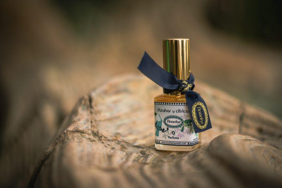 Perfume de azahar y cítricos