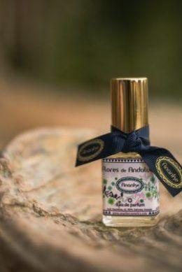 Perfume flores de Andalucía