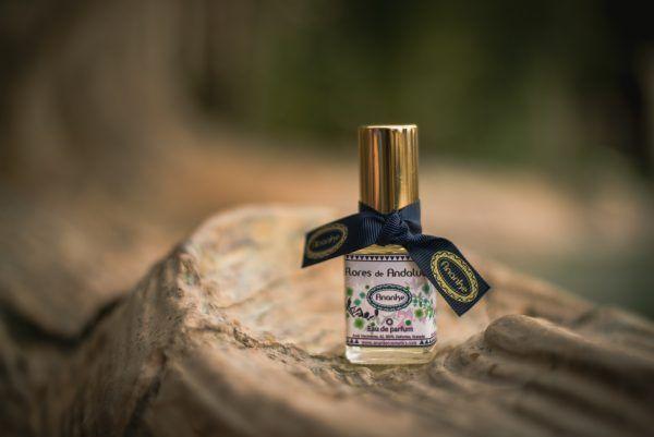 Perfume botánico Flores de Andalucía