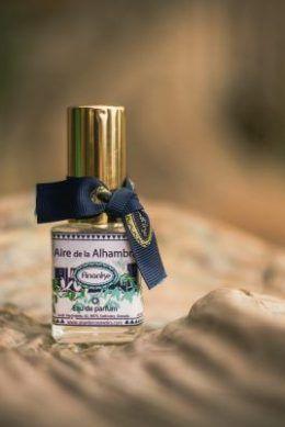 Perfume Aire de la Alhambra bio
