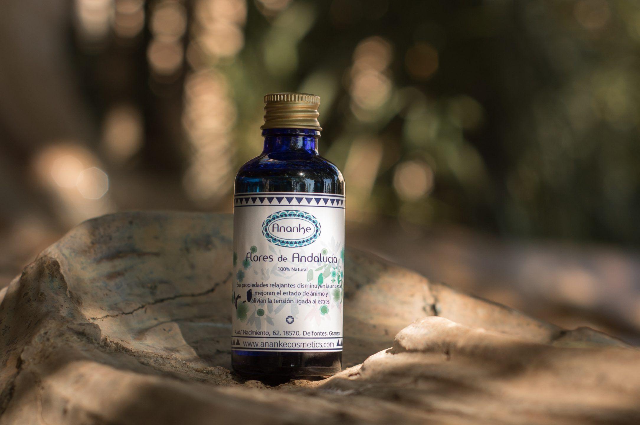 Elixir autoestima Flores de Andalucia bio